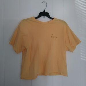Brandy Melville/J. Galt Honey Shirt